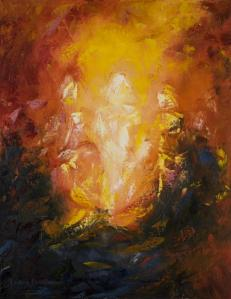 Transfiguration, abstract. Lewis Bowman.